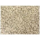 Natural Hide Hand-Tufted Cowhide Silver Area Rug Rug Size: Rectangle 14' x 18'