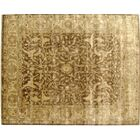 Sultanabad Hand Woven Wool Tobacco Area Rug Rug Size: Rectangle 10' x 14'