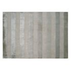 Tunnel Hand-Knotted Silk Silver/Beige Area Rug Rug Size: Rectangle 12' x 15'
