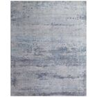 Roset Hand-Woven Gray/Blue Area Rug Rug Size: Rectangle 8' x 10'
