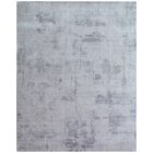 Roset Hand-Woven Silver Area Rug Rug Size: Rectangle 12' x 15'