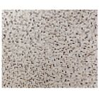 Natural Hide Hand-Tufted Cowhide Ivory/Brown/Gray Area Rug Rug Size: Rectangle 13'6