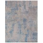 Roset Hand-Woven Beige/Blue Area Rug Rug Size: Rectangle 10' x 14'