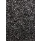 Ronaldo Black/White Area Rug Rug Size: Rectangle 6'6