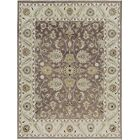 One-of-a-Kind Sumak Hand-Knotted Wool Brown/Gold Area Rug