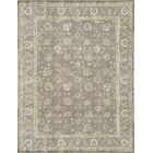 One-of-a-Kind Ziegler Hand-Knotted Wool Brown/Gray Indoor Area Rug