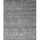 One-of-a-Kind Hand-Knotted Dark Gray Indoor Area Rug