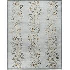 One-of-a-Kind Hand-Knotted Gray Indoor Area Rug