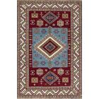 One-of-a-Kind Indo Kazak Handwoven 5'9