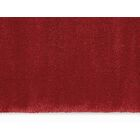 Brooklyn Burgundy Area Rug Rug Size: Rectangle 5'3
