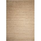 Mesa Calvn Klein Home Hand-Woven Beige Area Rug Rug Size: Rectangle 5'6