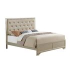 Royalton Upholstered Panel Bed Size: Queen