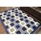 Cosner Blue/Gray Area Rug