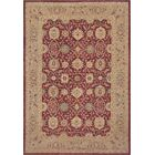 One-of-a-Kind Sultanabad Handwoven Wool Red/Beige Indoor Area Rug