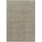 One-of-a-Kind Genuine Handwoven Wool Beige Indoor Area Rug