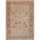 One-of-a-Kind Superb Quality Handwoven Wool Sand Indoor Area Rug
