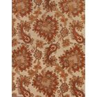 One-of-a-Kind Bovill Agra Oriental Hand-Tufted Wool Beige/Orange Area Rug