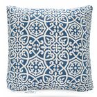 Avalon Sapphire Outdoor Pillow Product Type: Throw Pillow