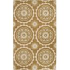 Mosaic Area Rug Rug Size: Rectangle 8' x 11'
