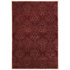 Prisma Chloe Red Rug Rug Size: Rectangle 8' x 10'