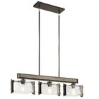 Pelle 3-Light Kitchen Island Chandelier