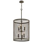 Oren 6-Light Cylinder Pendant
