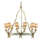 Parc Royale 12-Light Shaded Chandelier