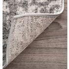 Sayali Dark Gray Area Rug Rug Size: Rectangle 8'2