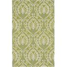 Modern Classics Chartreuse Area Rug Rug Size: Rectangle 8' x 11'