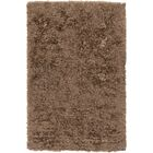 Whisper Taupe Solid Area Rug Rug Size: Rectangle 8' x 10'