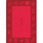 Steam Red Area Rug Rug Size: Rectangle 10'9