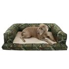 Muldoon Couch Bolster Dog Bed Size: Small (25