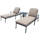 Bosch 3 Piece Conversation Set with Cushions