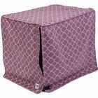 Kurt Royals Dog Crate Cover Size: 27
