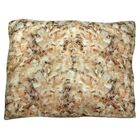 Rectangle Shavings Dog Pillow Size: Extra Large (42