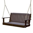 Phat Tommy Lehigh Porch Swing Finish: Acorn