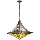Sonoma 3-Light Bowl Pendant Size: 26