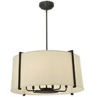 Cilindro Lucy 6-Light Pendant