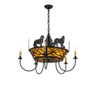 Big Dogs 5-Light Chandelier