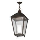 Greenbriar Oak Stafford 1-Light Lantern Pendant