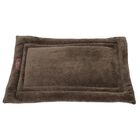 Ripple Velour Cozy Mat Size: Small - 24