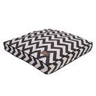 Ziggy Premium Cotton Square Pillow Bed Size: Large Rectangle (36