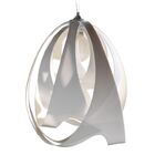 Goccia 1-Light Mini Pendant Finish: Snow