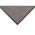 Polynib Solid Doormat Mat Size: Rectangle 3' x 10', Color: Gray