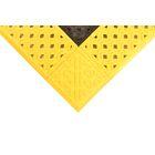 Cushion-Lok Utility Mat Color: Black/Yellow, Mat Size: Rectangle 2'6