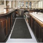 Cushion-Tred Utility Mat Mat Size: Rectangle 2' x 3', Color: Black
