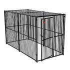European Style Predator Top Wide Yard Kennel Size: 6' H x 5' W x 10' L