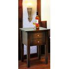Jamison End Table Color: Medium Brown
