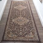 Matteson Traditional Brown/Beige Area Rug Rug Size: 2'3'' x 11'