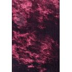 Silky Shag Burgundy Indoor Area Rug Rug Size: Rectangle 7'3